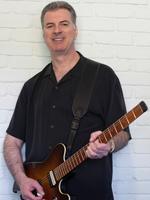 Jim Hirschberg and Guitar